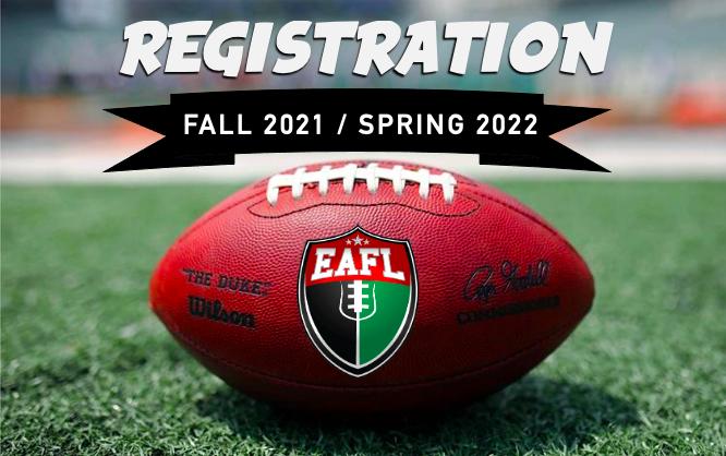 Fall 2021 / Spring 2022 Football